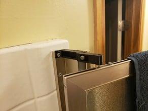 Framed Swing Shower Door Replacement Pivot Bracket