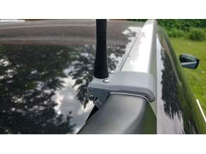 Subaru Outback Touring roof rail antennae clamp