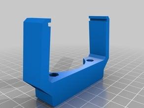 Fan mount for RAMPS board and 50mm fan.
