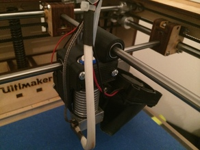 Ultimaker 1 E3D v6 Bowden mount