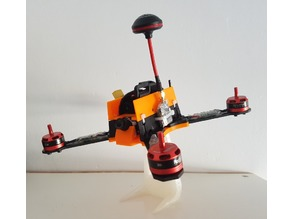 ZMR250 X FRAME 6 INCH PROPS