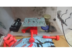 turn table for spray painting v2