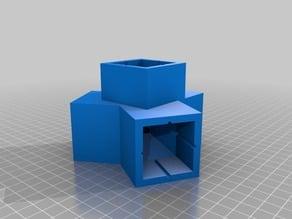 MOD 3 way base connector