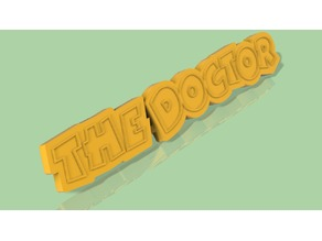 Valentino Rossi The Doctor logo