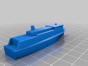 Simple Ferry Model