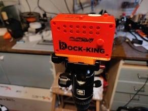 DiA FuriousFPV Dock King Arca-Swiss magnetic plate