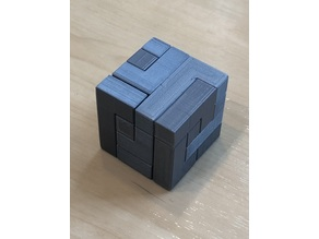 Yananose Interlocking Cube #1