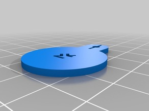 My Customized Easily Removable Shopping Cart Token Customizer