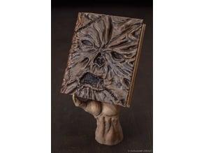 Devilman Hand book stand