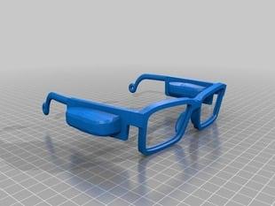 Bre Camera Glasses stems