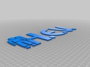 H.E.V. Charge Unit Logo 1:1