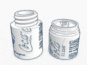 Retro Cola Can (Remix EP) FOUR THINGS