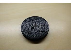 Aventuria Card-Game Coins