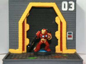 Bitz - Iron-man Marine Head