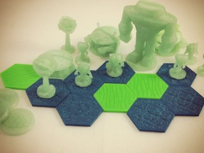 Pocket-Tactics (Third Edition): Cosmic Invaders