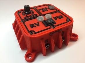 DC Motor Controller Box