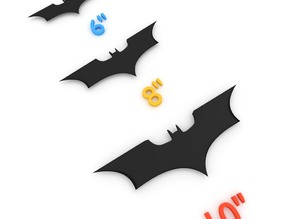 Batman boomerang