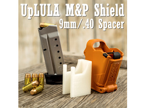 UpLULA 9mm/.40cal S&W M&P Shield Spacer
