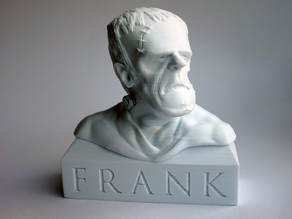 Frank (Frankenstein) Bust