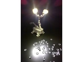 Simple multipurpose LED light