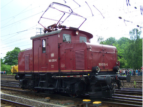 E69 Electric Locomotive For OS-Railway
