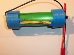 Battery 18650 holder