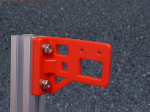 Extended mount for V2 Infill3D geared extruder