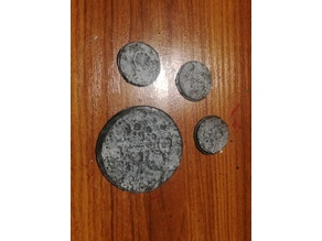 Miniature Crater Bases