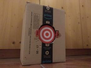 Nerf Flip Target Box