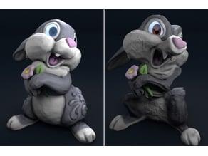 Thumper & Evil Thumper