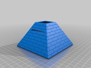 Pyramid for Camel Up board game