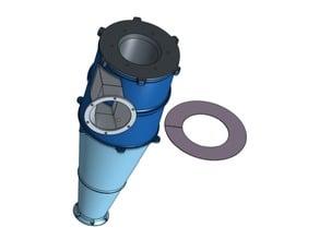 Cyclone Separator - Pentz design