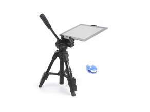 Clamp for iPad 4 on a tripod