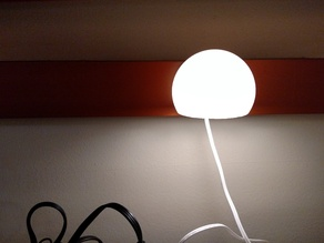 Magnetic Globe Lamp