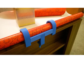 Wrapping Paper Holder/Dispenser