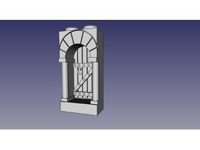 Puerta 2x4