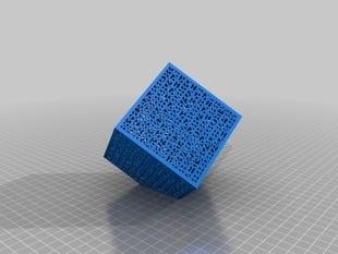 Cube Tilt