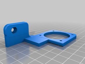 Anet A8 Improved Fan Hinge