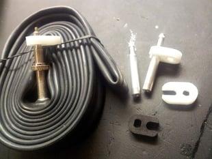 valve extender spanner / wrench (e.g. for road bikes)