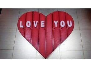 Articulated Heart / Flex Heart