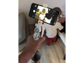 iPhone 6 Steady Cam prototype