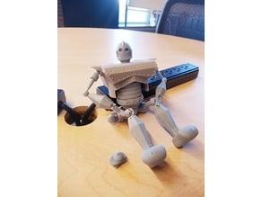 Iron Giant action figure