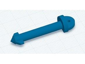 Bixler 3 / Bix3 replacement wing bolt remix