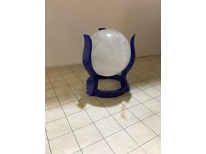 Sphere holder