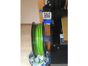 filament holder ender3d