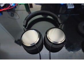 Audio Technica ES Series Over Ear Earpad Adapter (ES10, ES7, ES9, ES700, ES500 etc)
