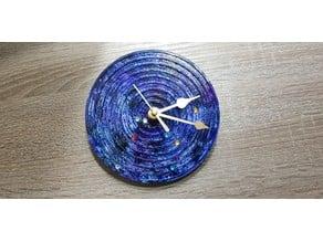 Anniversary solar clock
