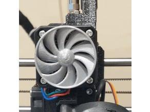 Prusa Extruder Rotation Visualizer Turbine