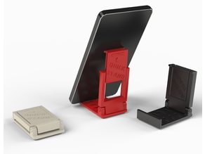 Quick Stand Portable phone stand (Portrait or Landscape)