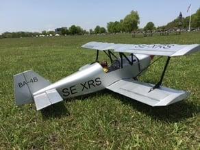 Bi plane BA4B
